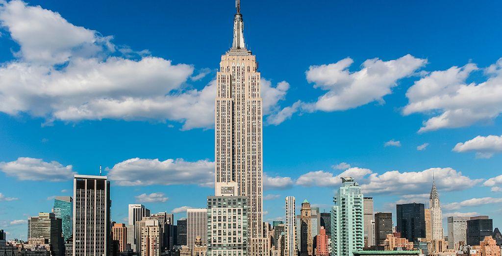 Nueva York te está esperando