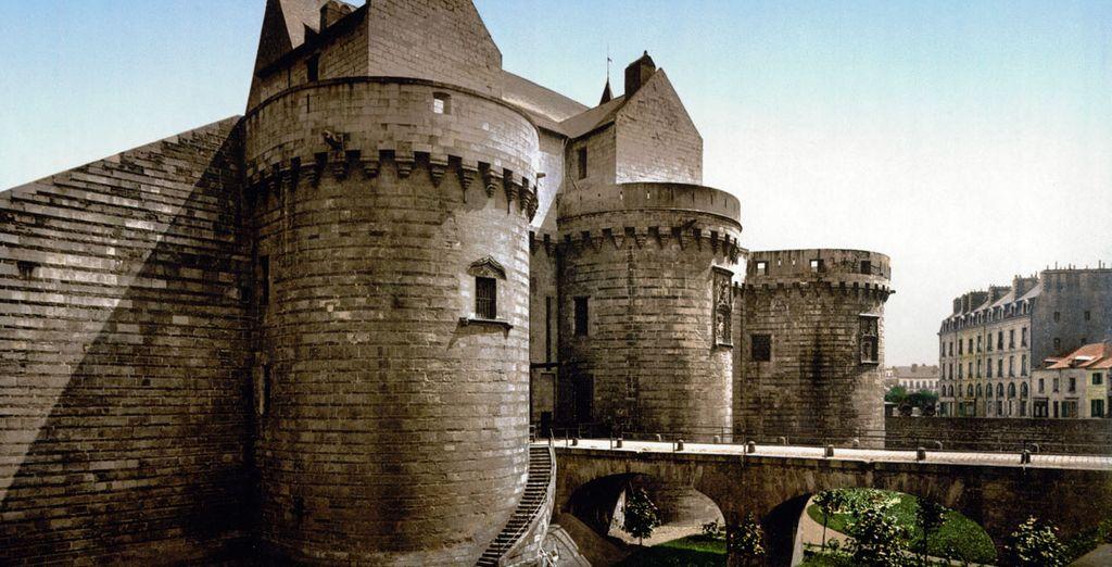 Nantes, donde podrás visitar su Castillo Ducal
