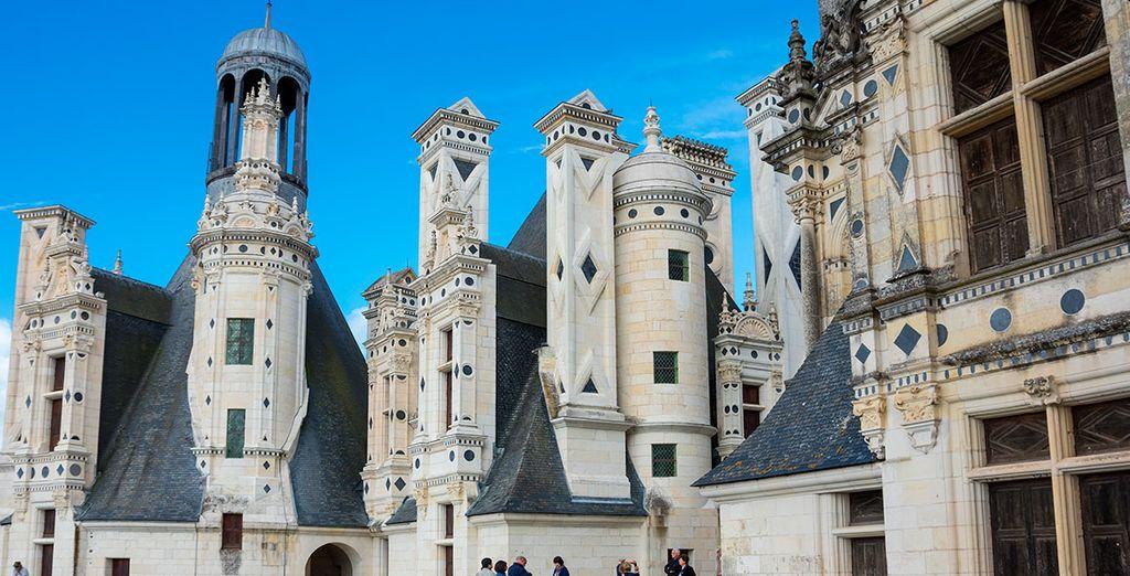 Un castillo espectacular, te encantará