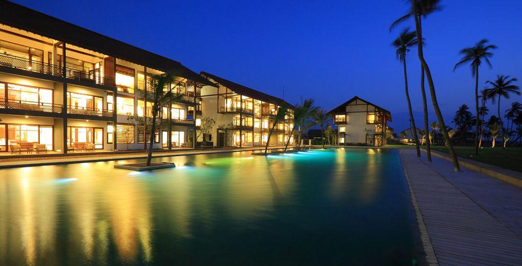 Bienvenido al Hotel Anantaya Resort & Spa Chilaw 4*