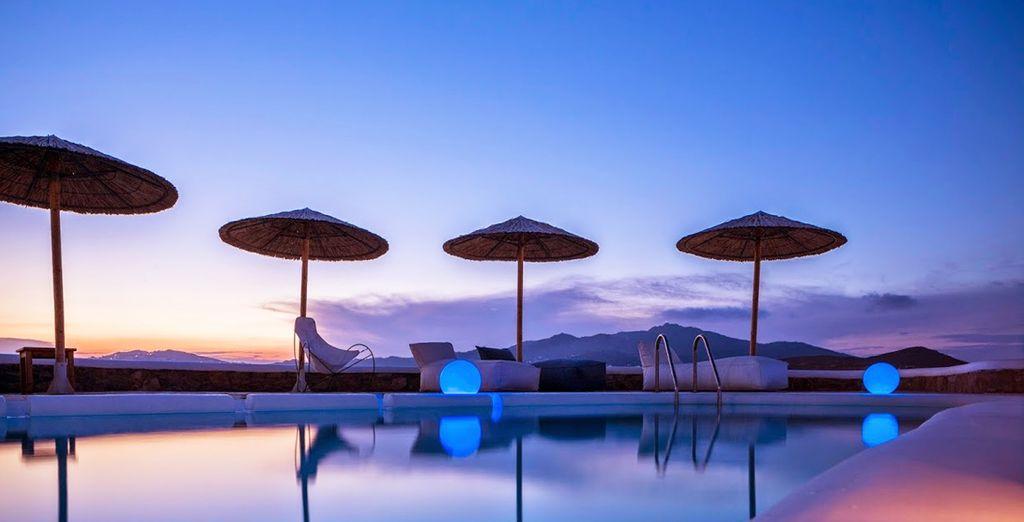 Un hotel que inspira calma y tranquilidad