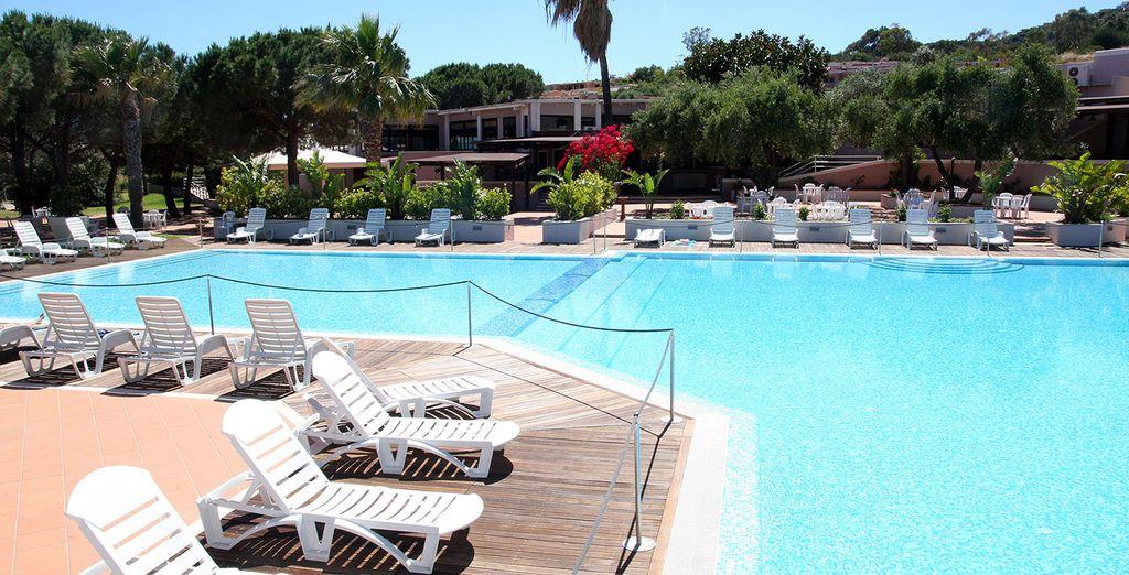 ¡Refréscate este verano en su piscina!