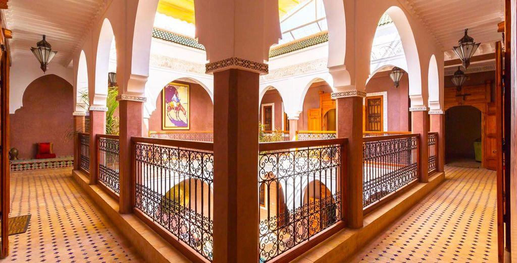 Un alojamiento tradicional para vivir la esencia de Marruecos