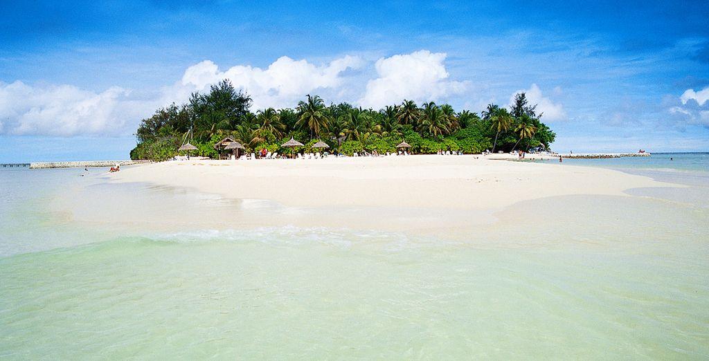 El hotel Voi Maayafushi Resort 4* te espera