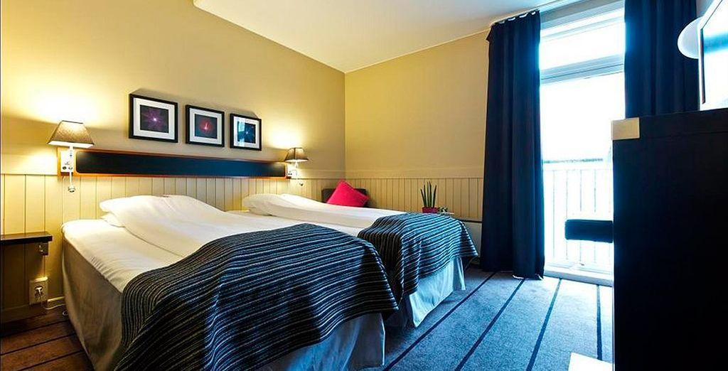 Hotel Holberg 3* será tu hogar en Bergen