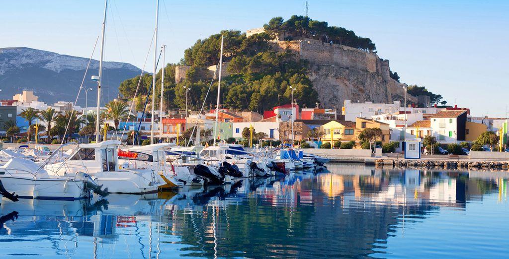 Disfruta de Alicante...