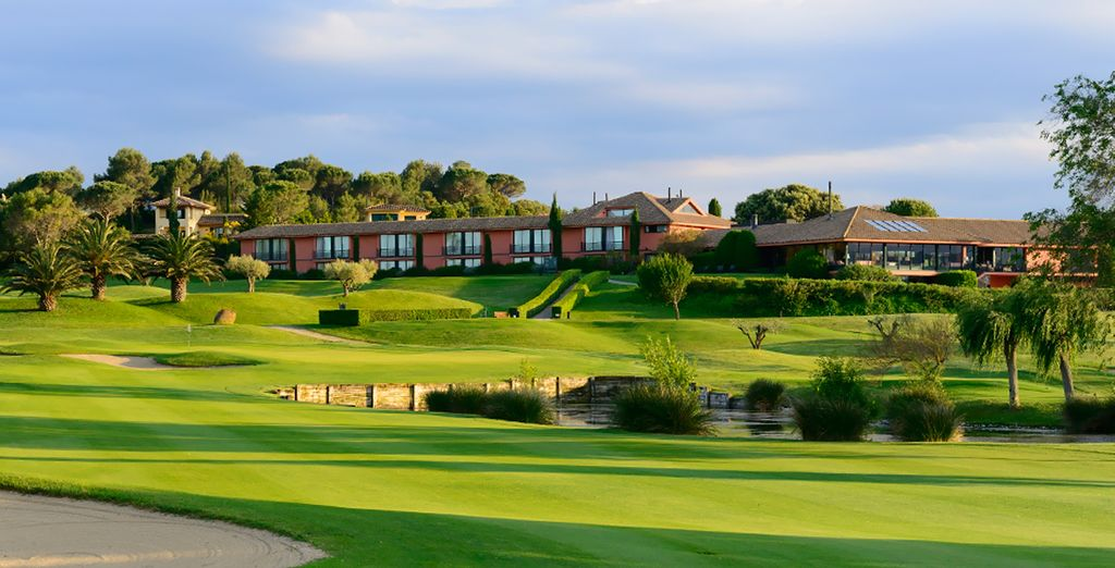 Torremirona Relais Hotel Golf & Spa 4* - Cadaqués