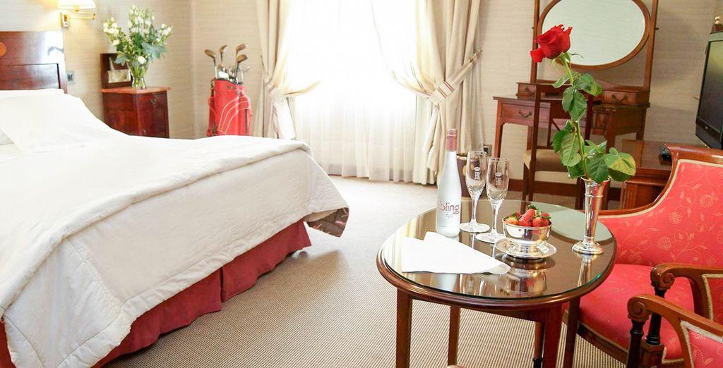 Eurostars Real 5* GL - hotel de lujo en Santander