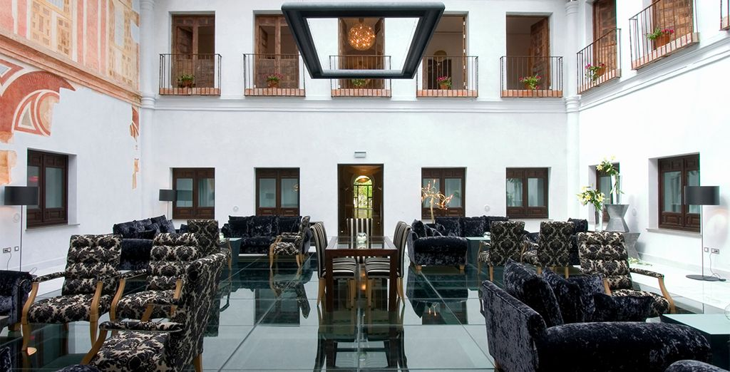 Bienvenido a Hospes Palacio del Bailío 5*