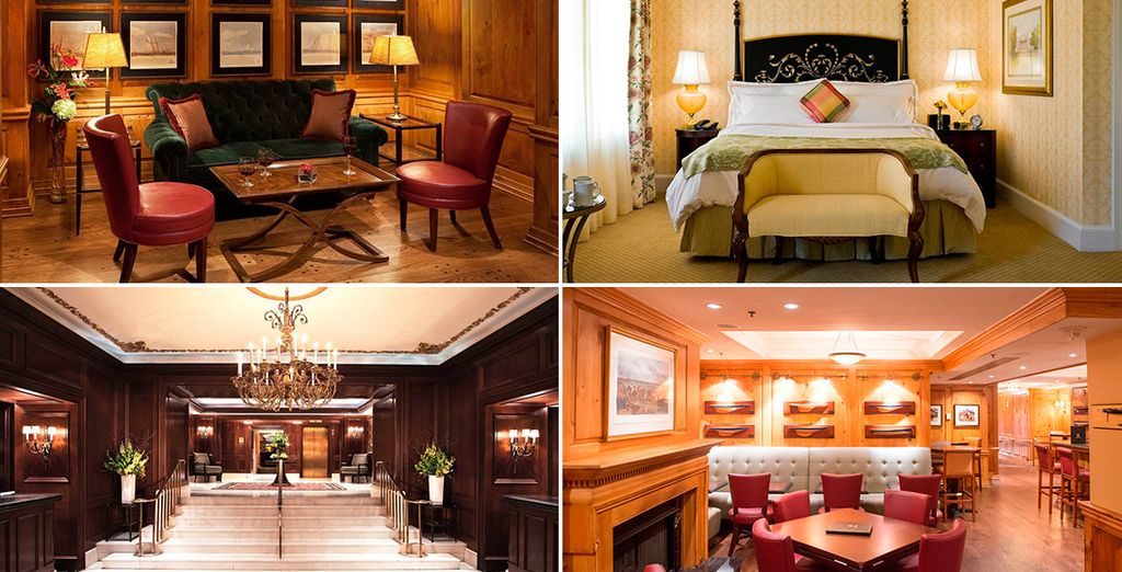 Hotel Fairfax at Embassy Row 4*, Washington