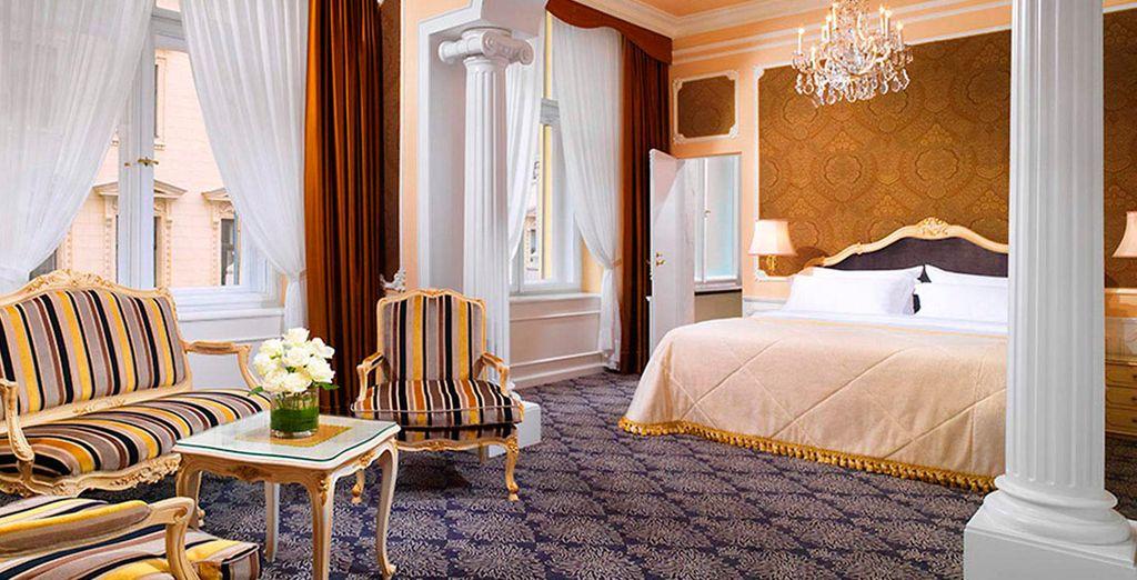 Una habitación exquisita