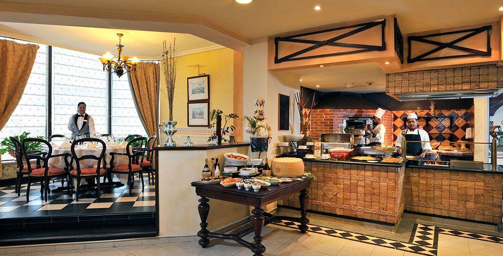 Restaurante Cedrano, uno de los restaurantes donde degustar exquisitos platos