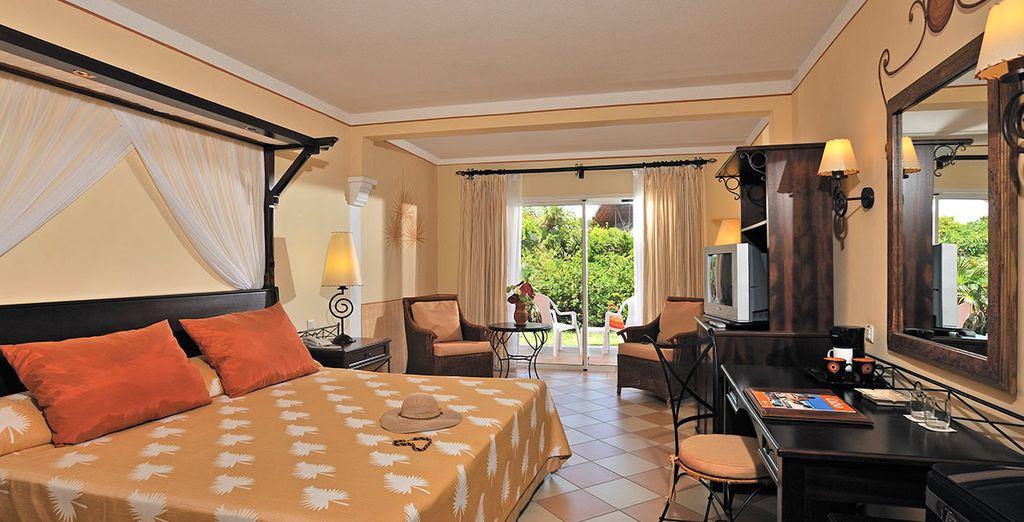 Te presentamos tu habitación Clásica en Meliá Las Dunas 5*