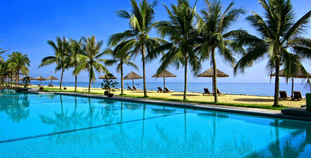 Tu estancia en 5* podrá ser en el Golden Sand Resort and Spa 5*