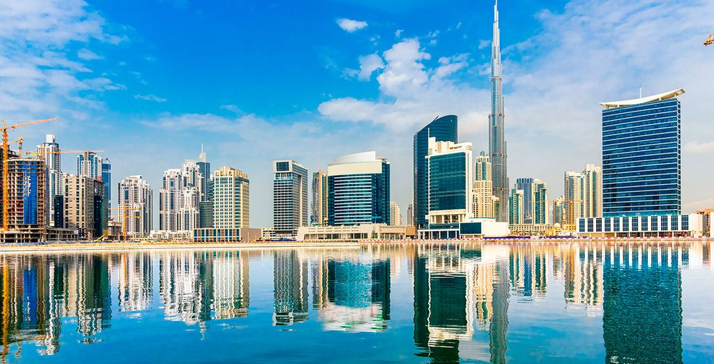 Dubái te sorprenderá