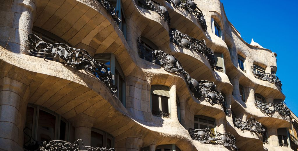 Descubre las joyas arquitectónicas de Gaudí
