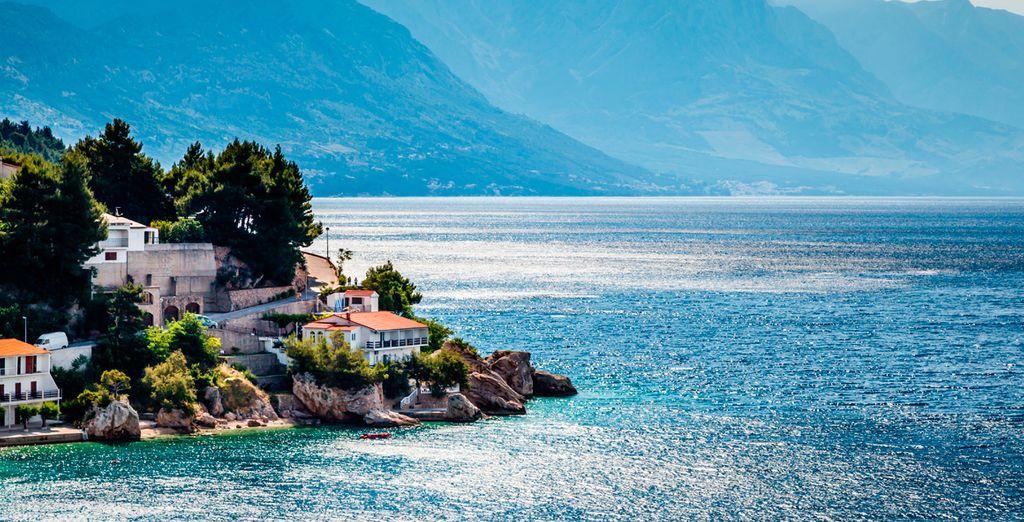 Split, donde podréis hacer una primera toma de contacto con la ciudad