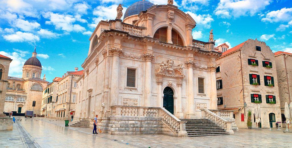 La ciudad fue declarada patrimonio de la humanidad por la UNESCO en 1979...