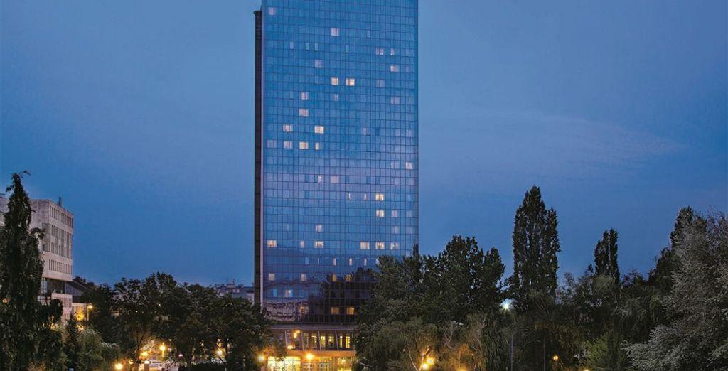 Bienvenido al Panorama Zagreb Hotel 4*