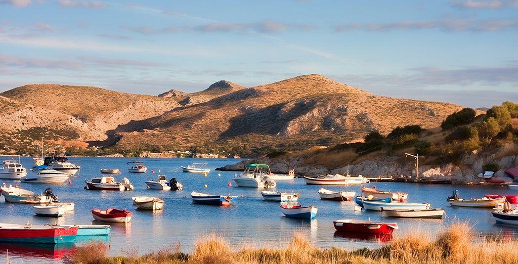 ¡La costa griega te espera!