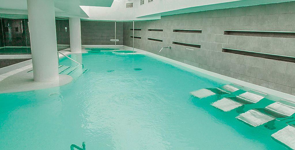 Bienvenido a Hotel Balneario Termaeuropa Playa de Comarruga 4*, un hotel que ofrece terapias termales