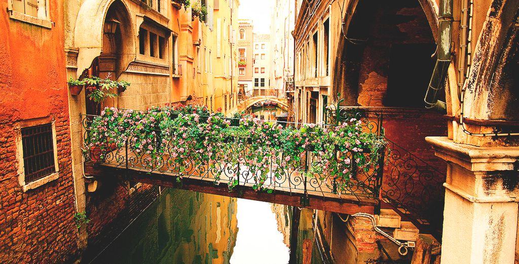 Encontrarás belleza hasta en los rincones más escondidos de esta preciosa ciudad