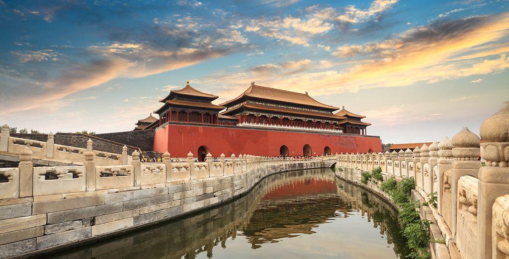 El Palacio Imperial,