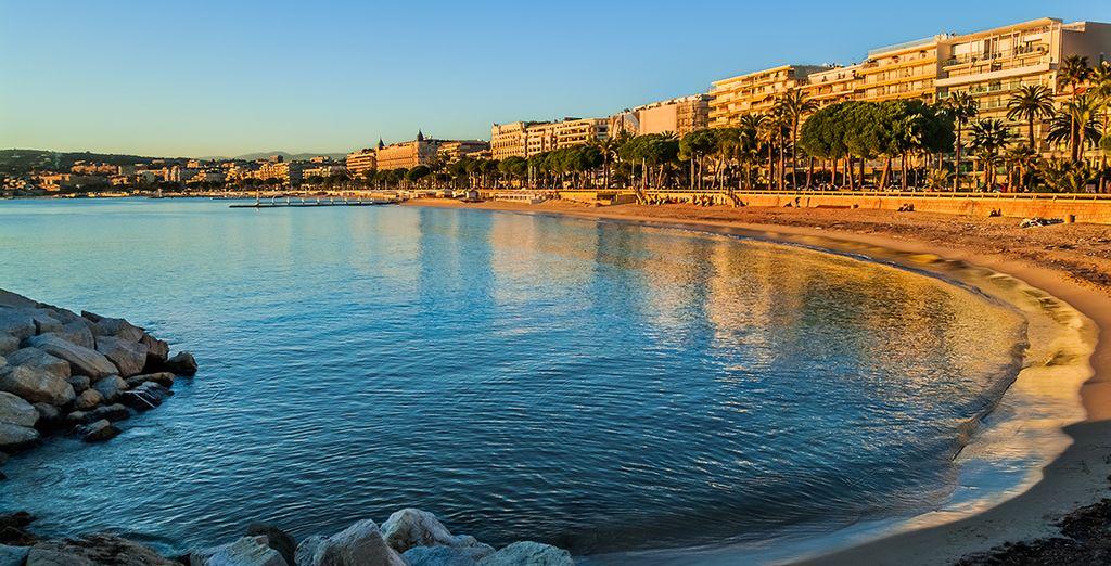 Disfruta de las vistas y del Mediterráneo