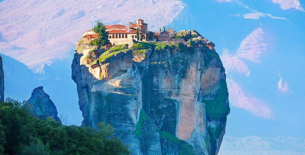 Nos vamos a Grecia...