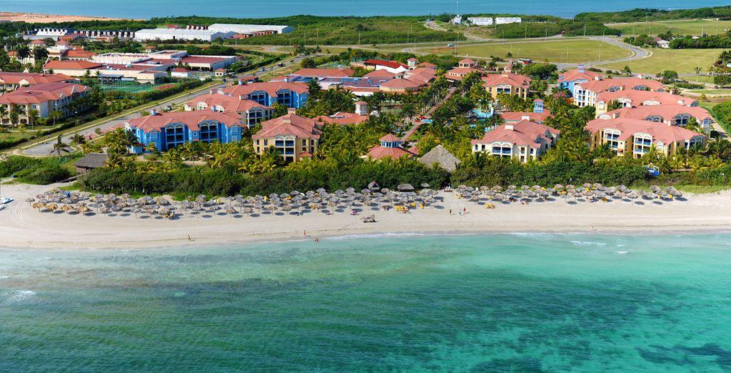 Iberostar Playa Alameda 4* te dará la bienvenida junto al mar