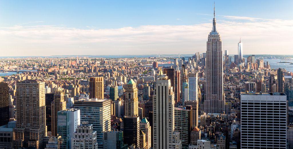 Tu hotel en Manhattan te espera