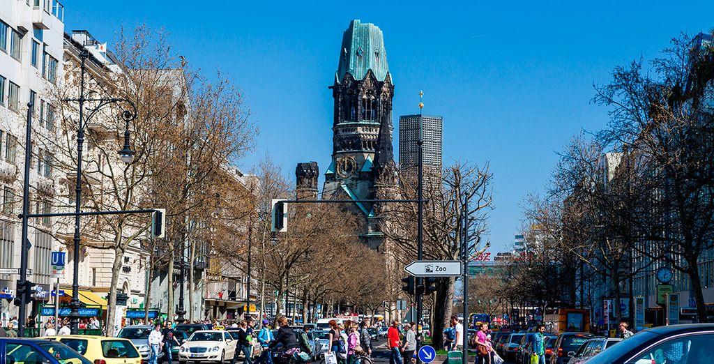 una ciudad llena de historia