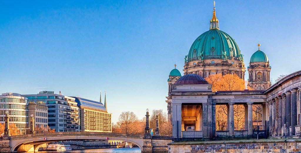 Disfruta de unas vacaciones donde conocerás Dresden y Berlín