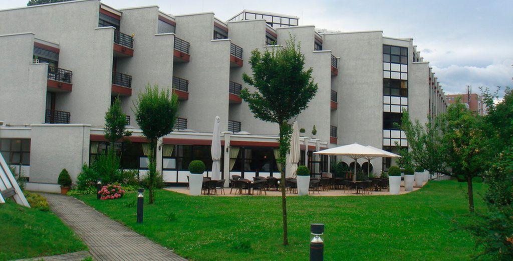 Park Hotel Brunauer 4*, Salzburgo