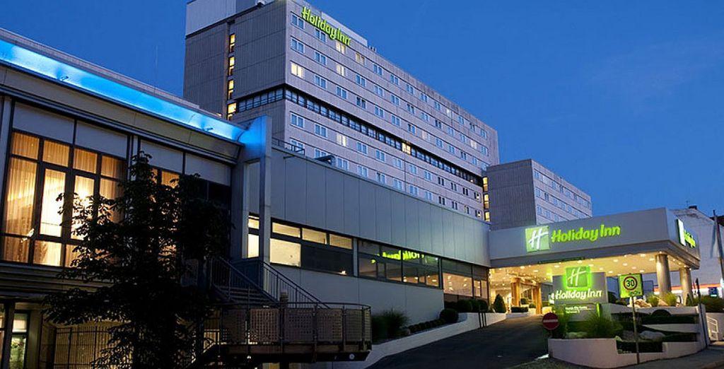 Holiday Inn Munich City Centre 4*
