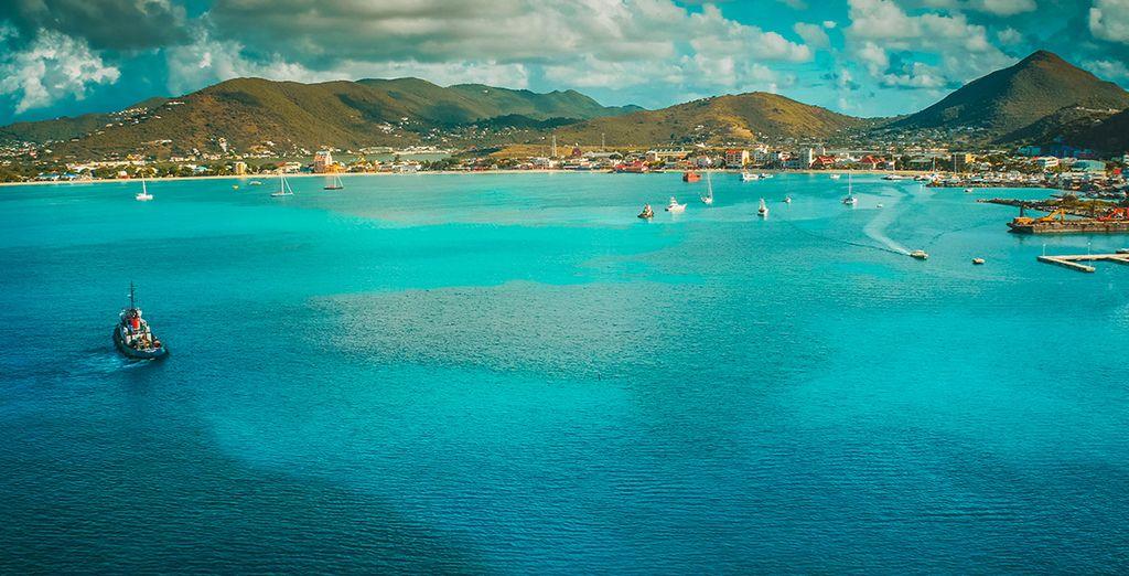 Pondremos rumbo a Nassau