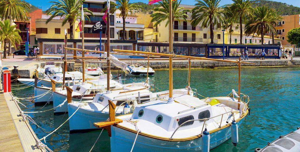 Descubre el bello Port de Andratx