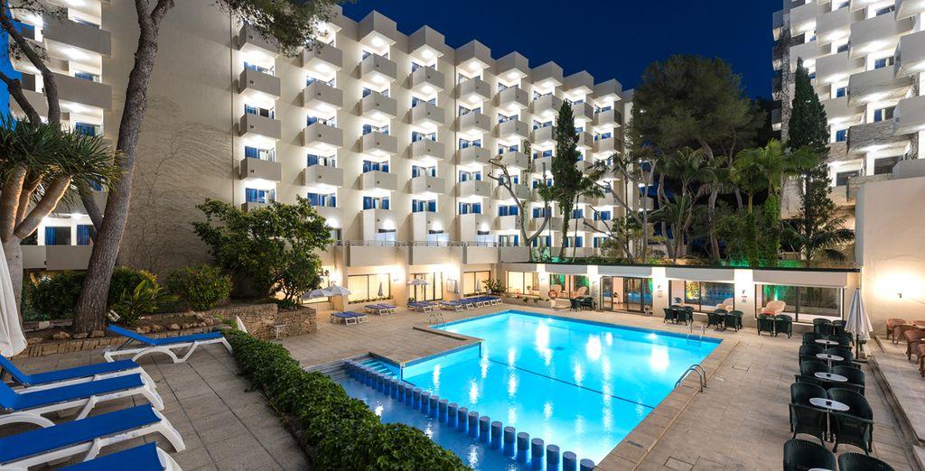 Bienvenido al Hotel Best Delta 4*