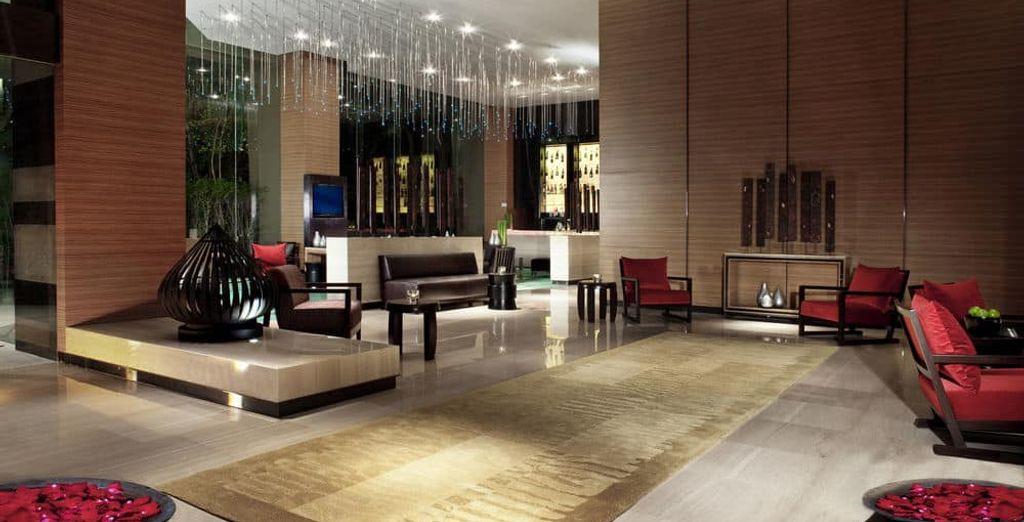 En Bangkok descansarás en el Hotel Anantara Sathorn Bangkok 5*