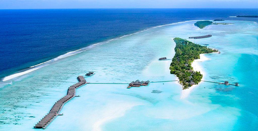 Bienvenido a las Maldivas