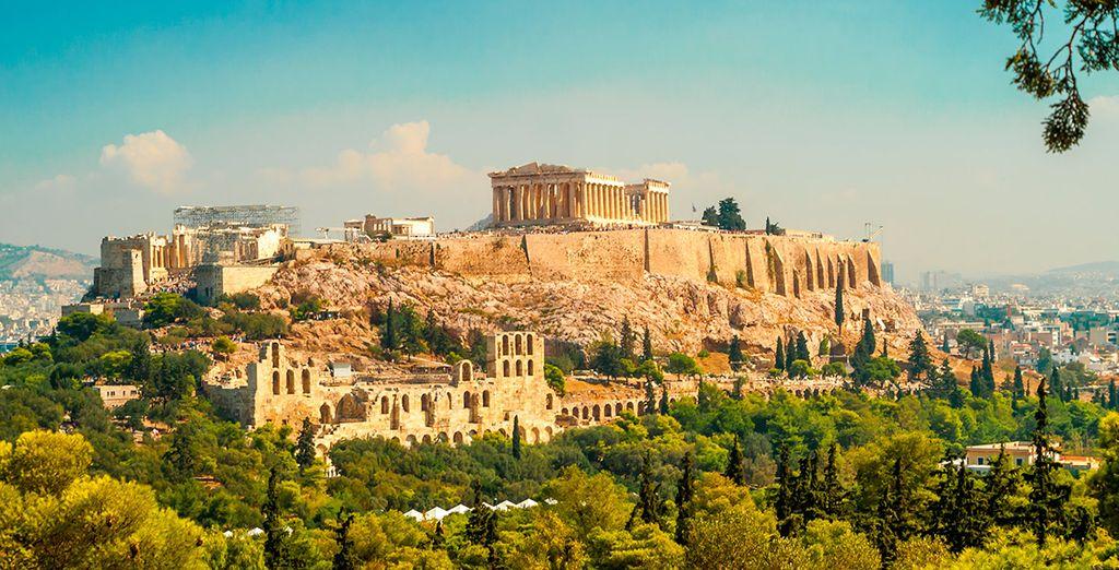 Bienvenido a Atenas