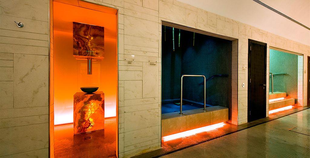 El Spa Zen Balagares ofrece unas modernas instalaciones