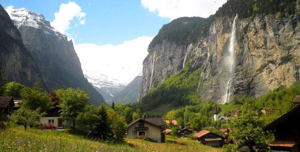 Una de las reservas más grandes de Suiza