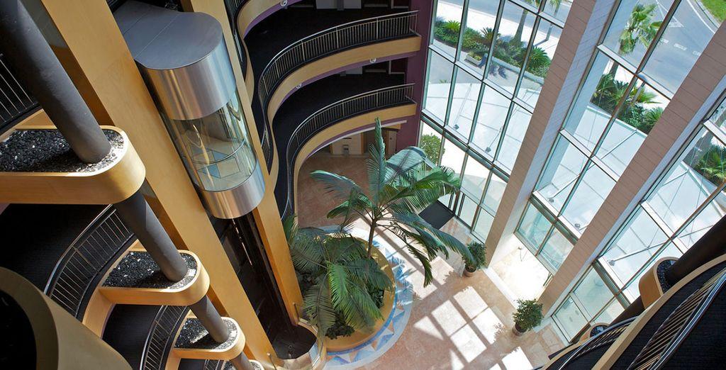 Un alojamiento de vanguardia especialmente diseñado para tus vacaciones