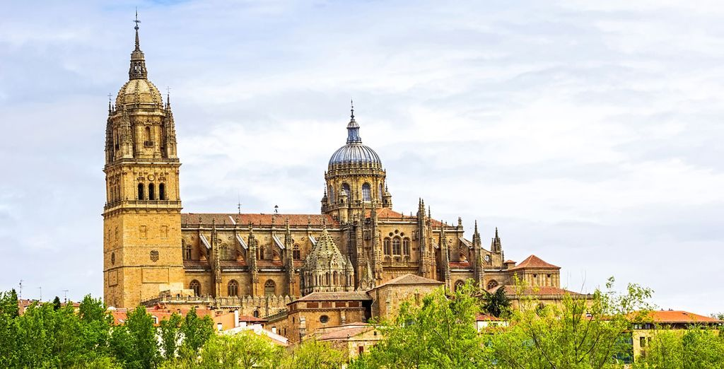 Acércate a Salamanca