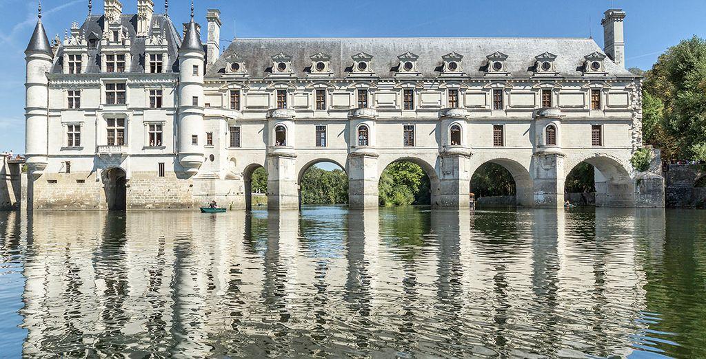 ..del Castillo de Chenonceau