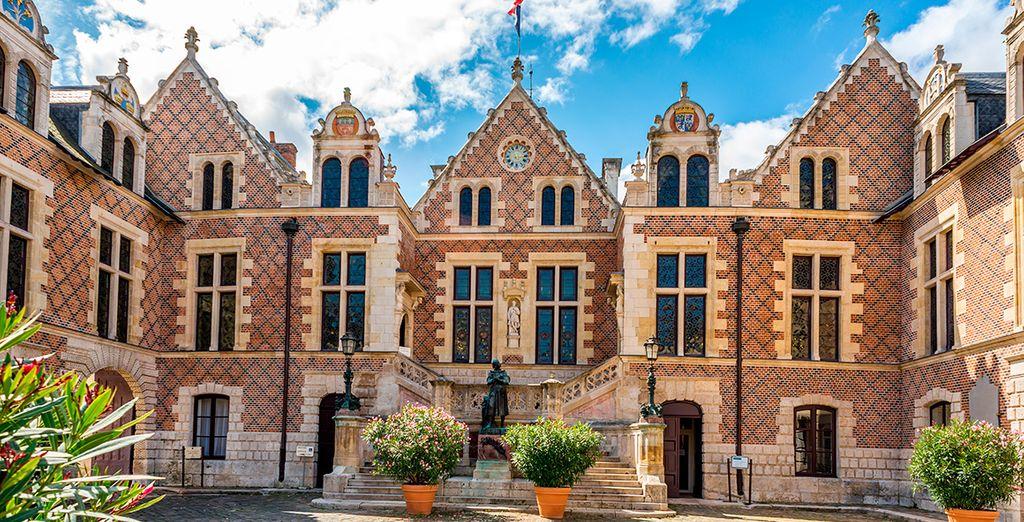 El antiguo ayuntamiento de Orléans