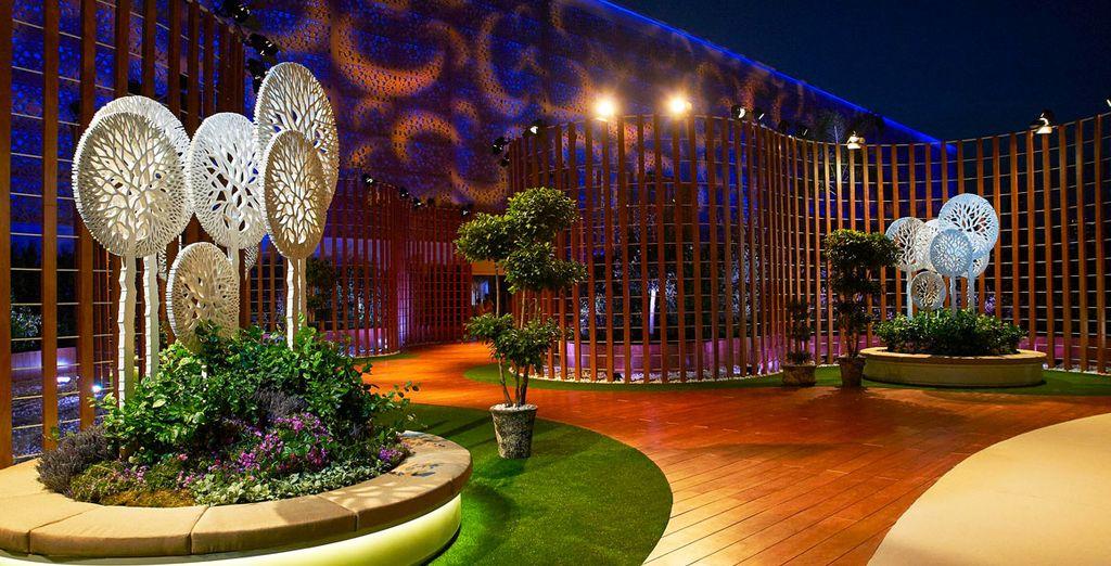 Un hotel 5* lujoso con atención personalizada