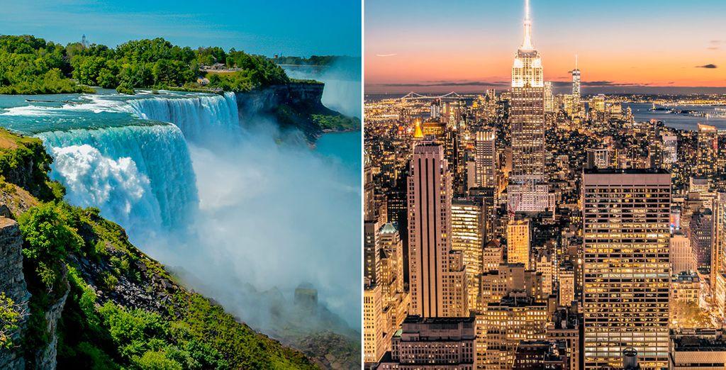 Descubre Canadá, y prolonga tus vacaciones con inolvidables días en el corazón de Manhattan