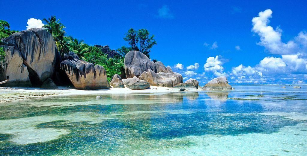 Agua cristalina para tus vacaciones de verano